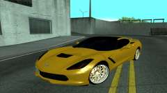 Chevrolet Corvette for GTA San Andreas