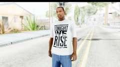 Skillet T-Shirt for GTA San Andreas