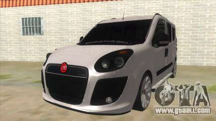 Fiat Doblo 2015 Series for GTA San Andreas