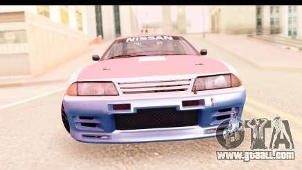 Nissan Skyline Group A for GTA San Andreas