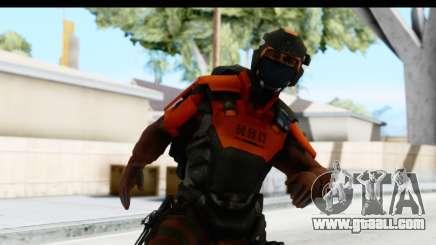 Homefront The Revolution - KPA v3 Red for GTA San Andreas