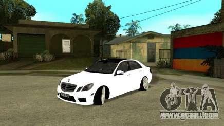 Mercedes-Benz E250 Armenian for GTA San Andreas