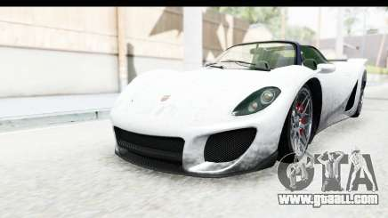 GTA 5 Pfister 811 SA Lights for GTA San Andreas