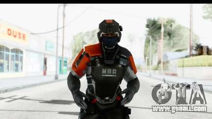 Homefront The Revolution - KPA v4 Captain for GTA San Andreas