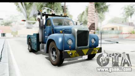 Mack B-61 1953 Towtruck v1 for GTA San Andreas