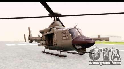 GTA 5 Buckingham Valkyrie for GTA San Andreas