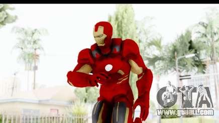 Marvel Heroes - Iron Man Mk7 for GTA San Andreas