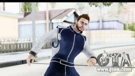 GTA 5 Online Cunning Stunts Skin 4 for GTA San Andreas