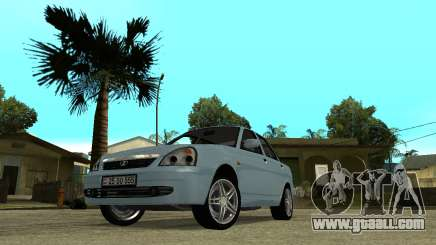 Lada Priora Armenia for GTA San Andreas