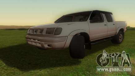 Nissan Frontier пикап for GTA San Andreas