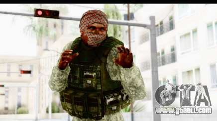 Global Warfare Arab for GTA San Andreas