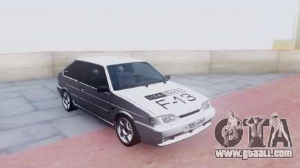 VAZ 2113 LoudSound for GTA San Andreas