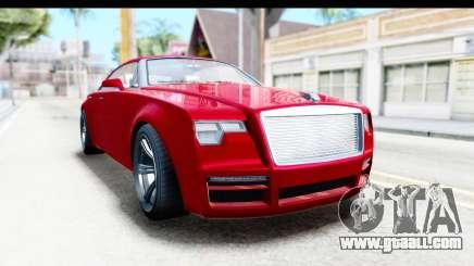 GTA 5 Enus Windsor Drop for GTA San Andreas