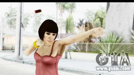 Sandra SD for GTA San Andreas