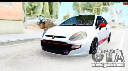 Fiat Punto Abarth for GTA San Andreas