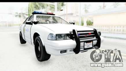 Sri Lanka Police Car v3 for GTA San Andreas