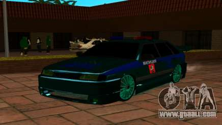 VAZ 2114 DPS for GTA San Andreas