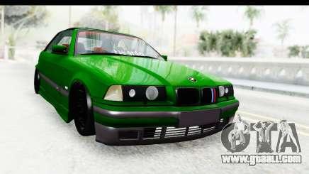 BMW M3 E36 Sloboz Edition for GTA San Andreas