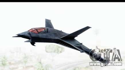 Batman Arkham Origins - Batwing for GTA San Andreas