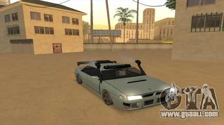 Super Sultan for GTA San Andreas