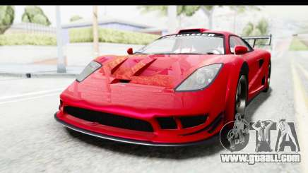 GTA 5 Progen Tyrus for GTA San Andreas