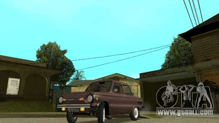 ZAZ 968M Armenia for GTA San Andreas