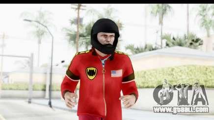 GTA 5 Online Cunning Stunts Skin 5 for GTA San Andreas