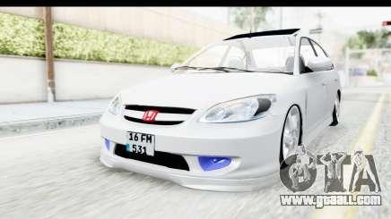 Honda Civic Vtec for GTA San Andreas