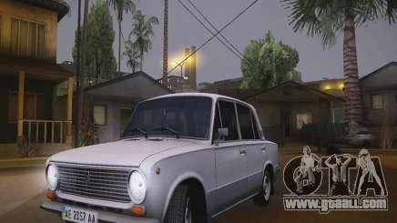 VAZ 21013 for GTA San Andreas
