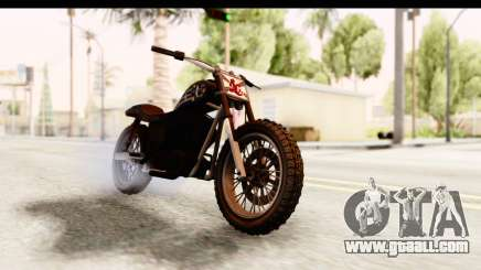 GTA 5 Western Cliffhanger Custom v1 IVF for GTA San Andreas