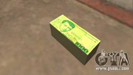 1000 Armenian Dram for GTA San Andreas