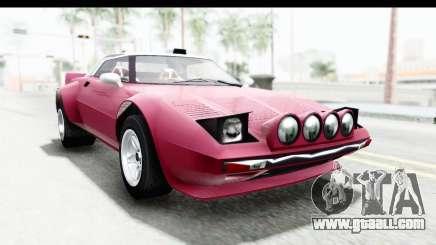 GTA 5 Lampadati Tropos Rallye No Headlights for GTA San Andreas
