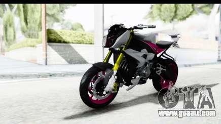 BMW S1000R NICC for GTA San Andreas