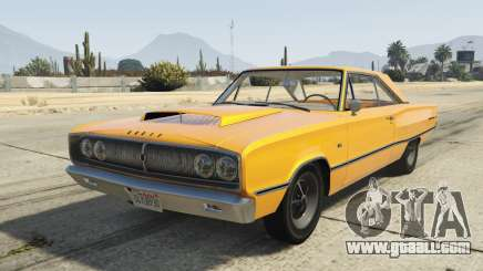 Dodge Coronet 440 1967 for GTA 5