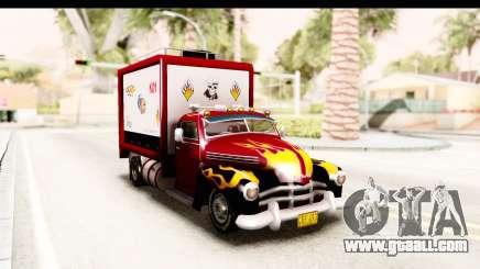 GMC 4100 1950 for GTA San Andreas