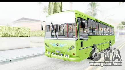 Bus La Favorita Ecotrans for GTA San Andreas