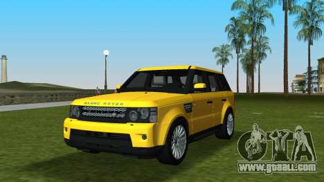 Range Rover Sport HSE (Rims 1) v2.0 for GTA Vice City