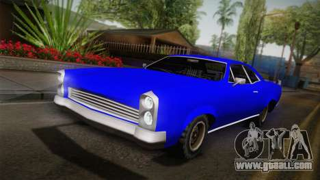 Bestia 1971 from Midnight Club 2 for GTA San Andreas
