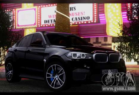 BMW X6M BULKIN ED. for GTA San Andreas