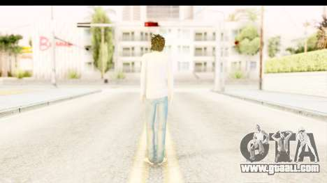 L Lawliet (Death Note) for GTA San Andreas third screenshot