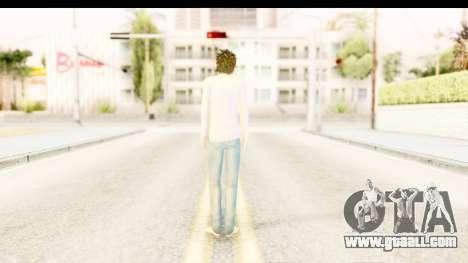 L Lawliet (Death Note) for GTA San Andreas third screenshot
