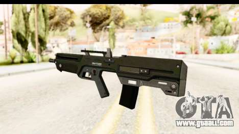 GTA 5 Vom Feuer Advanced Rifle for GTA San Andreas second screenshot