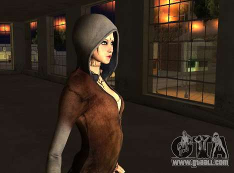 Kat from DMC for GTA San Andreas third screenshot