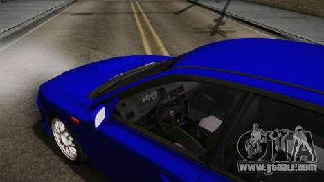 Subaru Impreza WRX STI GC8 1999 v1.0 for GTA San Andreas back view