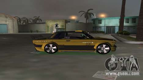 VAZ 2106 Fantasy Art Tunning for GTA Vice City left view