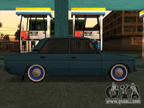 VAZ 2103 Resto for GTA San Andreas left view