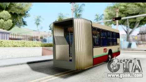 Metrobus de la Ciudad de Mexico Trailer for GTA San Andreas