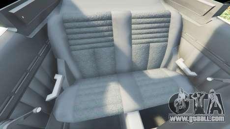 GTA 5 Mazda RX-3 1973 [add-on] steering wheel