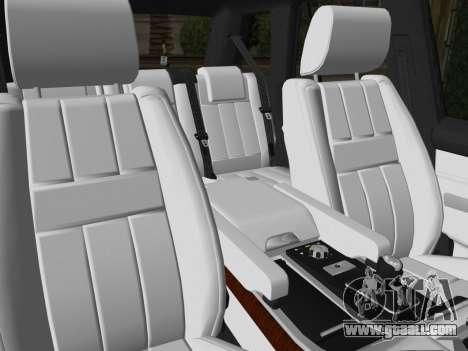 Range Rover Sport HSE (Rims 1) v2.0 for GTA Vice City bottom view