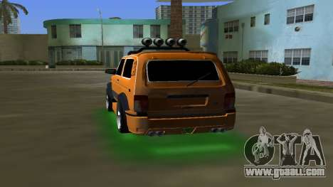 VAZ 21213 NIVA 4x4 Tuning for GTA Vice City back left view